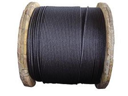 Wire Rope, Galvanized Stainless Steel and Coated Cable