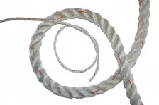 By The Foot - Polyester Combo Rope 3-Strand