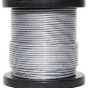 Galvanized Aircraft Cable (Not for Aircraft Use)