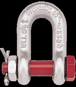 G2150 crosby bolt type shackle